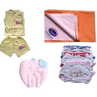 baby cotton dress raipillow small drymate sheet panty