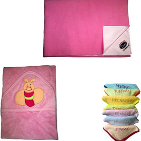 baby soft bath towel and face towel,large drymate sheet