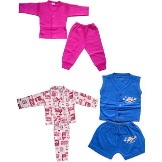 baby night suit tharmal dress and cotton dress