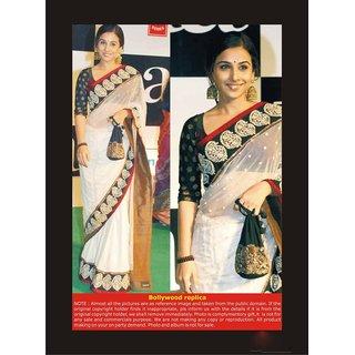 Heavy Saree worn worn by