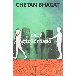 Half Girlfriend By Book Corner