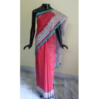 Rakhi Boutique Creation Womens Cotton Saree