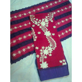Designer's Ladies suit with Fabulous Embroidery....!! (Unstitched)
