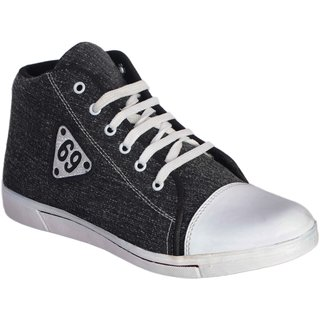 3a26ed629323 Buy 1AAROW Lancia Casual Shoes Grey Online   ₹599 from ShopClues