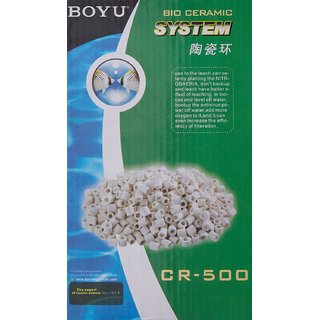 Boyu CR-500 Adi Aquarium Filter Bio Medias