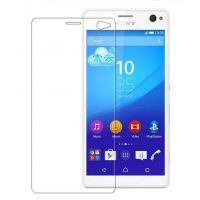 Curved Tempered Glass For Sony Xperia C4