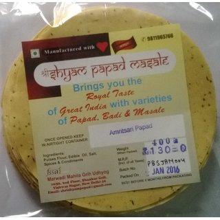 Shri Shyam Papad Amritsari Papad 400 Gms