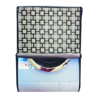 Dream Care Printed Waterproof  Dustproof Washing Machine Cover For Front Loading Samsung WF652U2BHWQ, 6.5 Kg Washing Machine