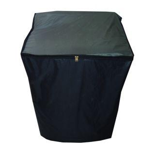 Dream Care Dark Gray Waterproof  Dustproof Washing Machine Cover For Godrej GWF 650 FC fully automatic 6.5 kg washing machine