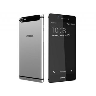 InFocus M808 (Silver, 16 GB)