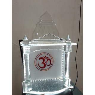 1f071c4a6f34 Buy Glass Temple With Led Light Online @ ₹600 from ShopClues