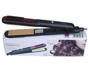 Vg 473 Hair Straightener Black