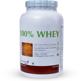 Whey Protein 2 lb in Chocolate  Flavor