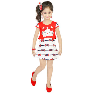 Justkids Red Frock