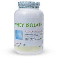 Whey Protein Isolate Vanilla Flavor - 2 Lb