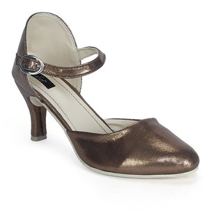 Funku Fashion Brown Heels