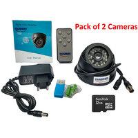 Magnum 24 IR Night Vision Dome CCTV Camera (BNC Interfa
