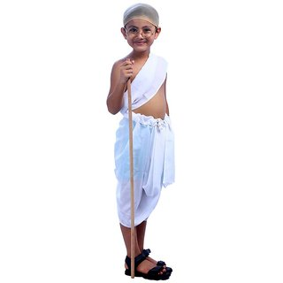 Mahatma Gandhi dress