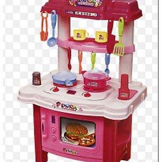 Toy Big Dora Kitchen Set From Amayra Store