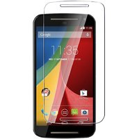 Curved Tempered Glass For Motorola Moto G2