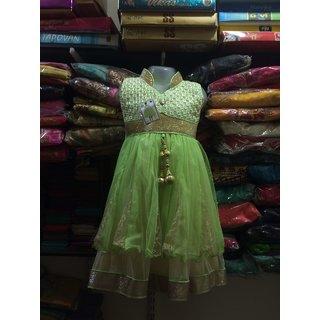party wear girls chudidhar (pari season)