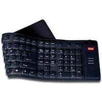 Enter E-CFK USB Flexible Keyboard Enter Brand Flexible Keyboard For Laptop / PC