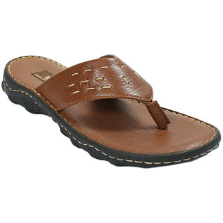 Maplewood Cape Tan Sandals