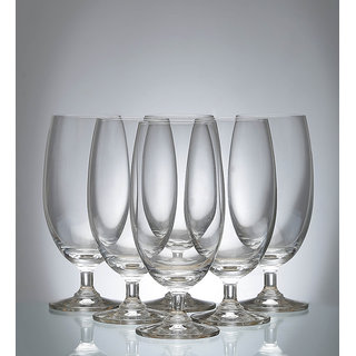 Ocean Basic 420 ML Beer Glass - Set of 6