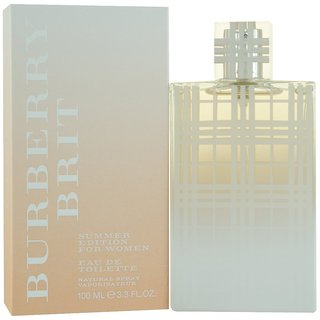 Burberry Brit Summer EDT Perfume (For Women) - 100 ml