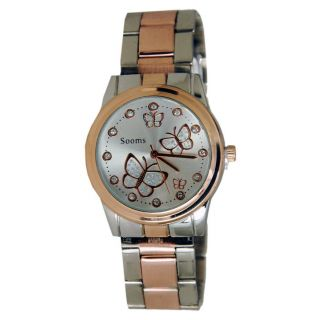 ultimate colection sooms girl butterfly design watch