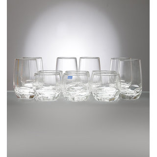 Ocean Charisma 12-piece Assorted Whisky Glass Set