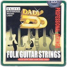Dadi Folk Guitar Strings Pack