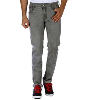 Studio Nexx Grey Mens Regular Fit Jeans available at ShopClues for Rs.1039 701ba42f3fabf