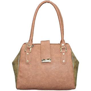 Moochies Brown ladies Leatherite handbag emzmocfN14ltbrown