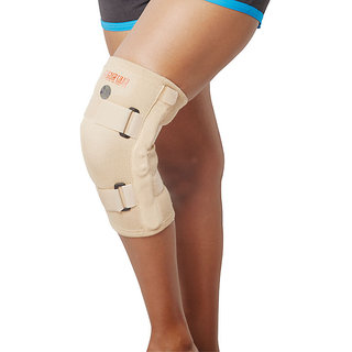 Apex Orthowear Knee Cap (With Rigid Hinge)Single (Ak04)( Size  L )