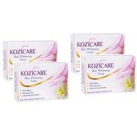 Kozicare Skin Whitening Soap 75gm (Pack of 4)