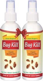 Bed Bug Killer (bug kill) 100 ml pack of 2