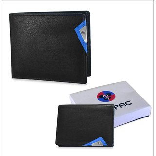 my pac Leather wallet gift combo for men CB16009