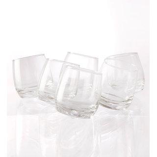 Ocean Cuba Glasses 270 ml - Set of 6