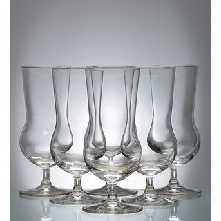 Ocean Cuba Hurricane 450 ML Cocktail Glass - Set of 6
