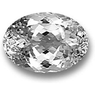 white topaz 6.25 ratti natural gemstone