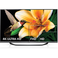LG  86UH955T 4K Ultra HD With HDR Dolby Vision Smart With WebOS And Cinema 3D Tv