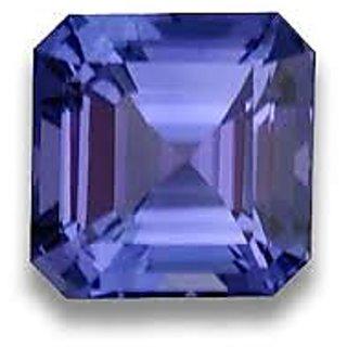 4.25 ratti blue  topaz gemstone  with lab certified