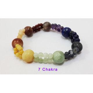 HEALING 7 LAYER / 7 CHAKRA BRACELET !!!