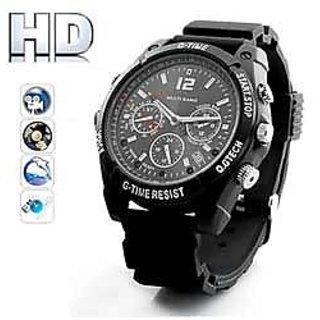 Spy Camera Watch with 4 GB Memory Strap