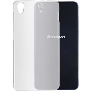 MuditMobi Soft Silicone TPU Crystal Soft Transparent Back Case Cover For- Lenovo S850
