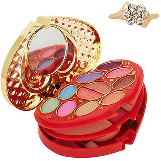 T.y.a 4 In 1 Fashion Make-up Kit Good Choice Unique Design Ring