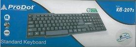 Prodot Keyboard KB-207s