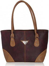 Clementine Vintage Brown Handbag sskclem112