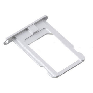 Apple Iphone 5 5G 5S SIM Card Holder Sim Tray Iphone 5 5G 5S Sim Tray Trey White